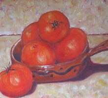 Tomatoes by OriginalbyParis
