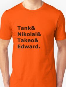 Nazi Zombies Characters T-Shirt