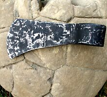 Malleare Carbon Steel Axe by PaulCoover