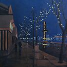 Midnight on Whyte Avenue by Michael Beckett