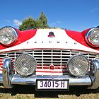Antique Car- Steamfest, Sheffield Tasmania by PepperPotPics
