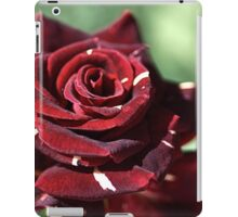 Blood Rose iPad Case/Skin