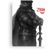Zelda , Ganondorf ,game  Canvas Print