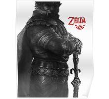 Zelda , Ganondorf ,game  Poster