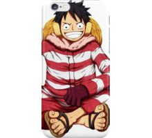 luffy 0 iPhone Case/Skin