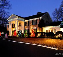 Graceland In December by BLAKSTEEL