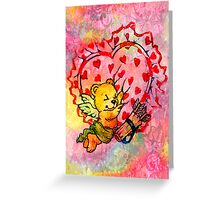 SWEET VALENTINE DREAMS! Greeting Card