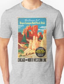 Vintage poster - Bryce Canyon T-Shirt