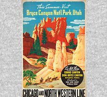 Vintage poster - Bryce Canyon Unisex T-Shirt