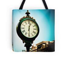 *Time Becomes... Tote Bag