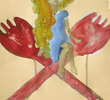 Ginger Sporks by KeriiLynne