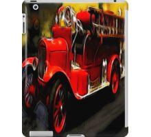 Firetruck iPad Case iPad Case/Skin
