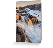 Firsts - Great Falls, VA Greeting Card