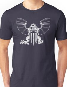 In Him We Trust-white Unisex T-Shirt