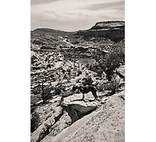 Moab Solitude Photographic Print