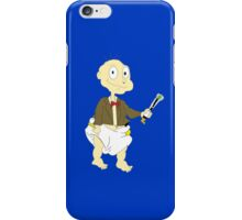 Timelord Tommy  iPhone Case/Skin