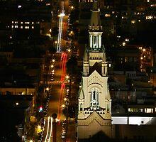 The Star of Filbert Street by fototaker