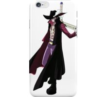 mihawk iPhone Case/Skin
