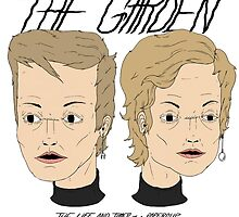 The Life And Times Of A Paperclip - The Garden by lolm8