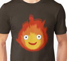 Calcifer Happy - Version 2   Unisex T-Shirt