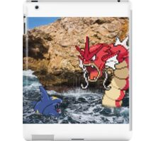 Pokemon in real life iPad Case/Skin