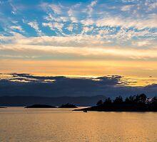 Lee Harbour, Sunshine Coast of British Columbia, Canada by Jim Stiles