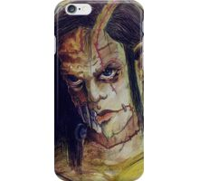 Necrobeast Nightmare iPhone Case/Skin
