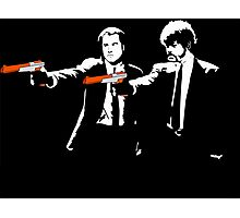 Pulp Fiction zappers Photographic Print