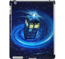 Tardis Vortex iPad Case/Skin