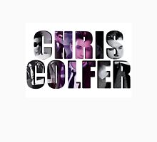 Chris Colfer Photoshoot Unisex T-Shirt