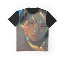 Archer-girl Graphic T-Shirt