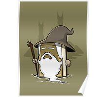 Gandalf's Journey Poster