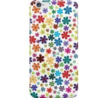 Floral Floral Pattern iPhone Case/Skin