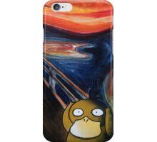 Scream Psyduck iPhone Case/Skin