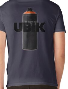 UBIK Mens V-Neck T-Shirt