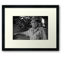 Generations.. Framed Print