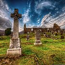 Cill Chriosd Church by Fraser Ross