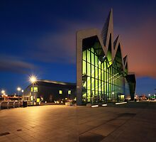 Glasgow transport museum by Photo Scotland