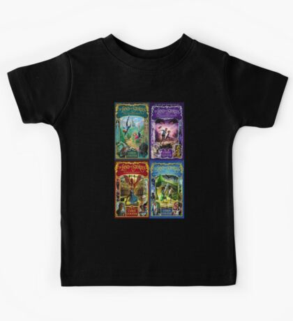 The Land Of Stories Kids Tee
