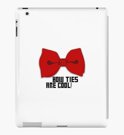 Bow Tie iPad Case/Skin