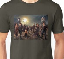 The vampire diaries-cast Unisex T-Shirt