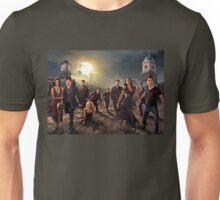 The vampire diaries-cast Unisex T-Shirt