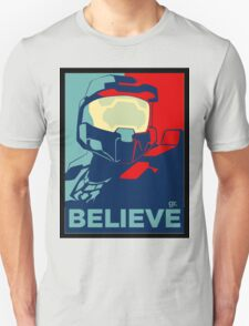 Halo , believe , game ,fun , style , hype , good ,chill , obey  T-Shirt