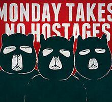 Monday by Kuba Gornowicz