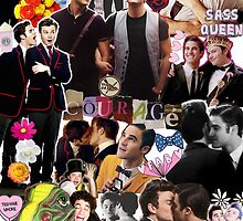 Klaine Collage by Miscriss