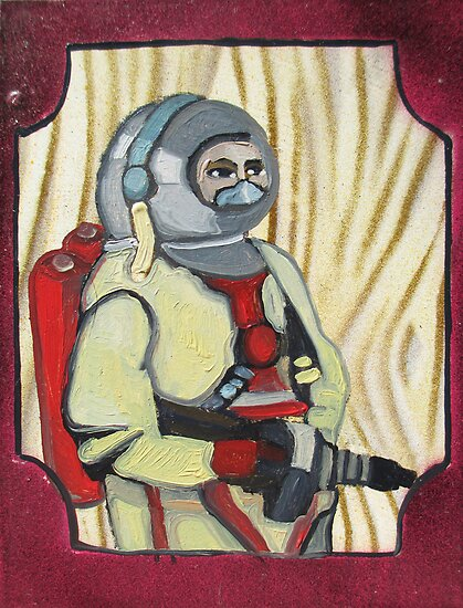 Spaceman by KingVitaman