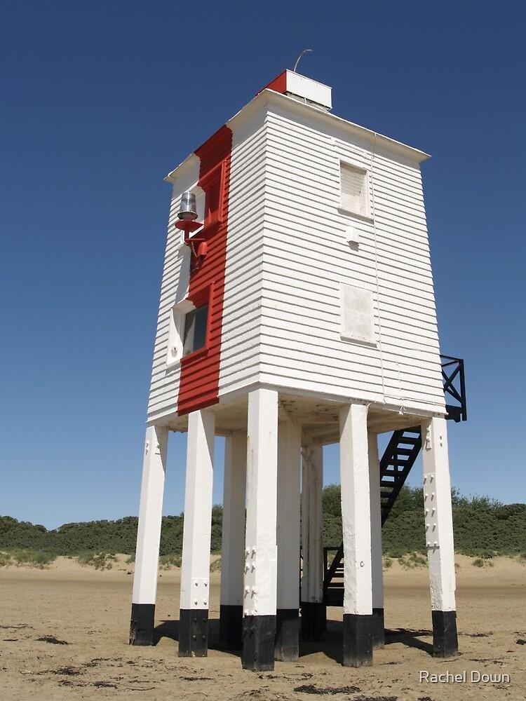 Burnham-on-Sea Lighthouse by Rachel Down