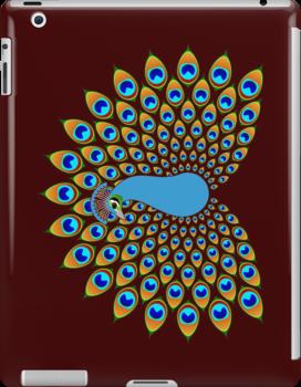 Peacock by tudi