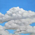 big puffy cloud by KingVitaman