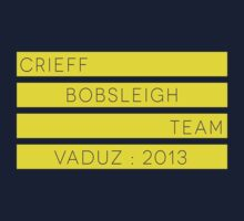 Crieff Bobsleigh Team - Vaduz 2013 by aristophrenic